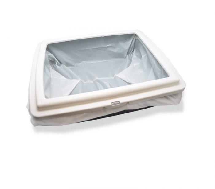 vente de sac à litière simple pour grand et petit bac à litière